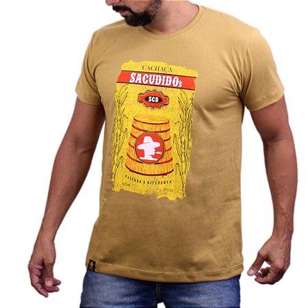 Camiseta Sacudido´s - Velho Barreiro - Trigo