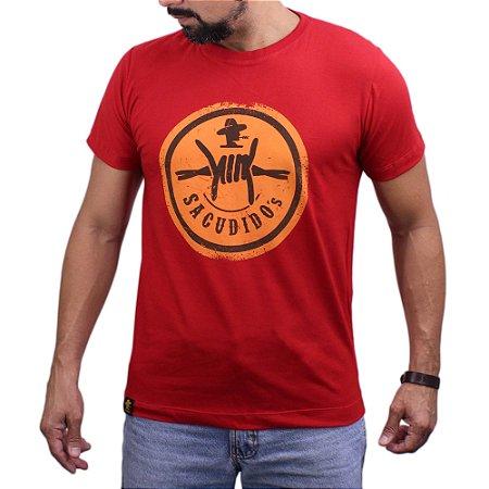 Camiseta Sacudido's - Arame Frente - Rubro