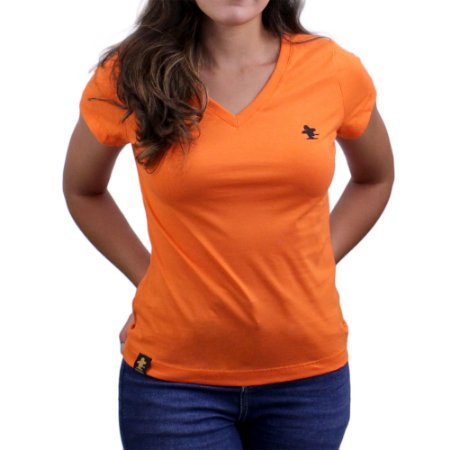 Camiseta SCD's Feminina Básica - Hype / Preto