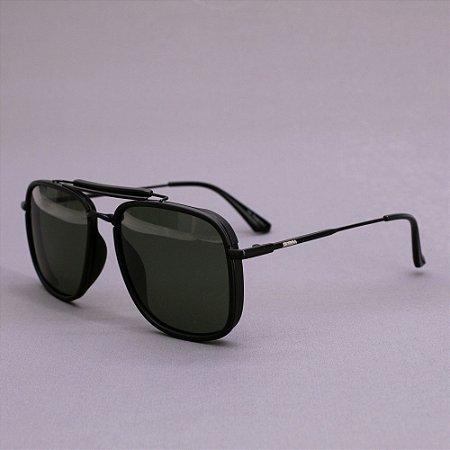 Óculos Sacudido´s - Trapézio - Preto