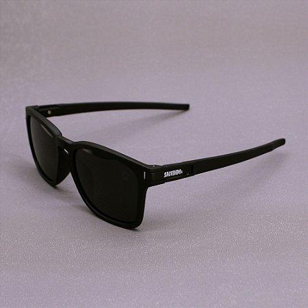 Óculos Sacudido´s - Preto - Detalhe Fosco Lateral
