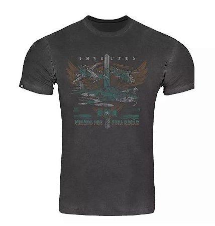 T-Shirt Concept Asas que Protegem - Invictus