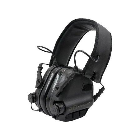 Abafador de ruído eletrônico M31-BK MOD 3 PRETO