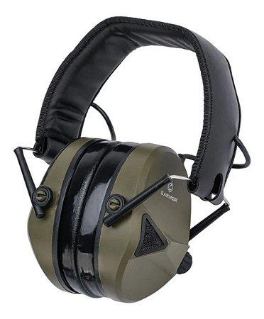 Abafador de ruído eletrônico M30-FG VERDE
