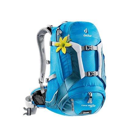 Mochila Trans Alpine 26 Litros SL Azul Deuter