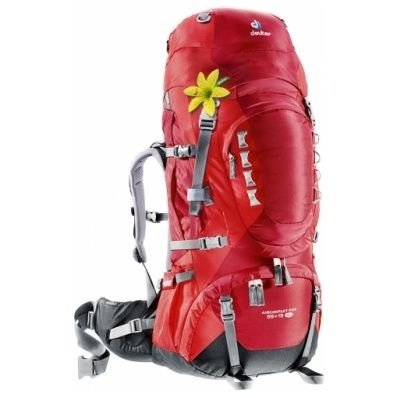 Mochila Air Contact Pro 55 + 15 SL Deuter