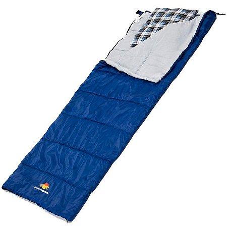 Saco De Dormir com Travesseiro Sigma Guepardo