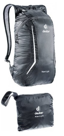 Mochila Wizard Light 12L Deuter