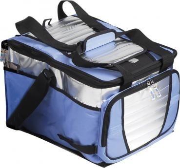 Bolsa Térmica Ice Cooler 36L Azul Mor
