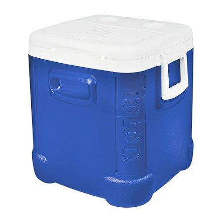 Caixa Térmica Ice Cube 48 QT Azul Igloo