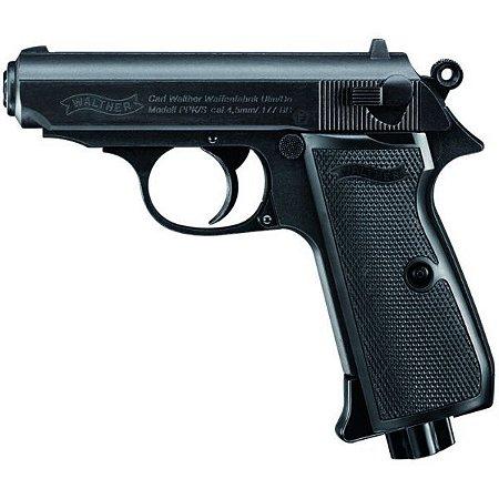 Pistola de Pressão de CO2 -Walther PPK/S Oxi Rossi