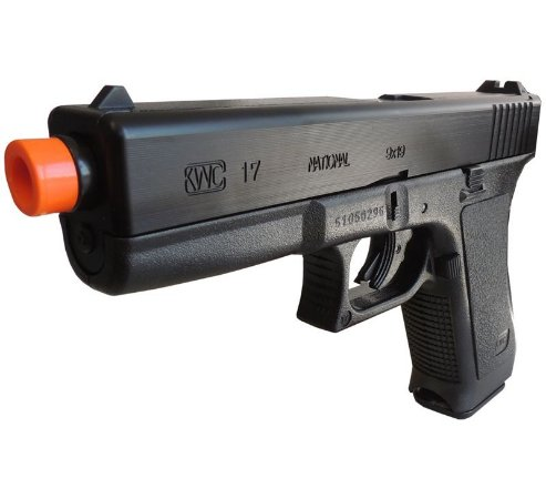 Pistola de Airsoft G7 Spring Sem Hop Up KWC ActionX