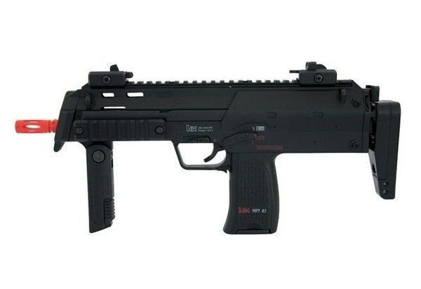 Rifle Airsoft H&K MP7 A1 Elétrico Umarex ActionX