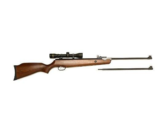 Carabina de Pressão Beeman 1072 Madeira 4,5/5,5mm