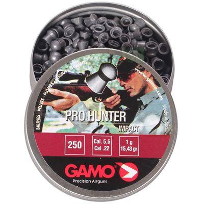 Chumbinho Pro Hunter 5,5mm 250 Unidades Gamo
