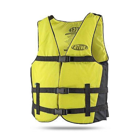 Colete Salva-Vidas Canoa para 50 kg Ativa