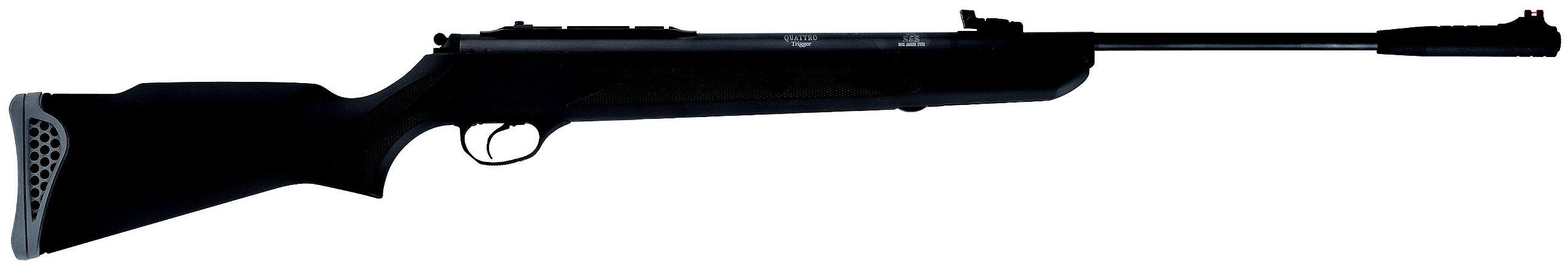 Carabina De Pressão Hatsan 125 6mm GR Magnum - Rossi
