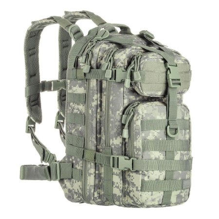Mochila Assault 30L Camuflado Digital ACU Invictus