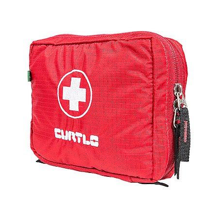 Necessaire para Kit de Primeiros Socorros Pequena Curtlo
