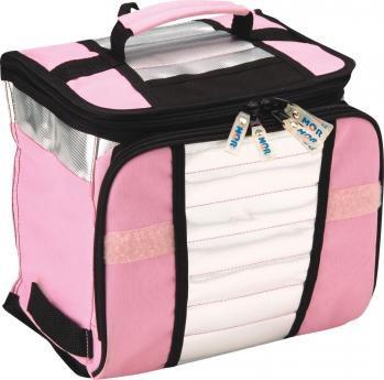 Bolsa Térmica Ice Cooler 7,5L Rosa Mor