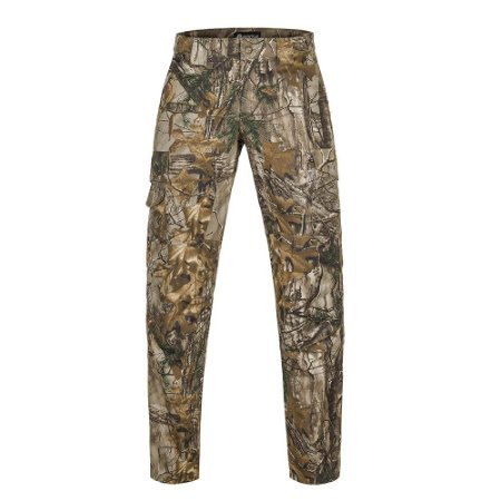 Calça Guardian Camuflado RealTree Invictus