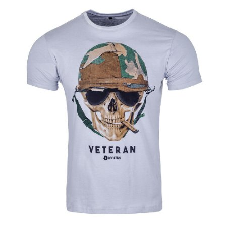 T-Shirt Concept Caveira Cool Invictus