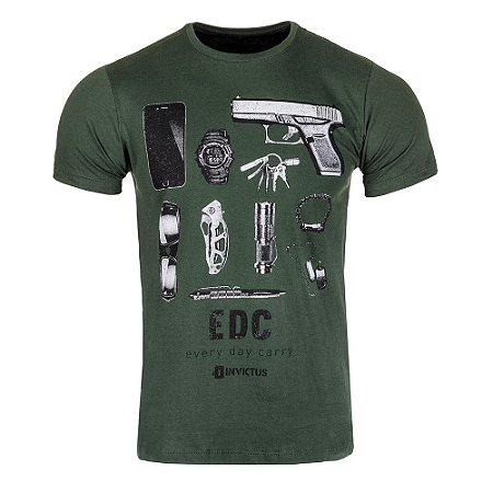 T-Shirt Concept Edc Invictus