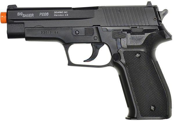 Pistola Airsoft Sig Sauer P226 Cal. 6mm Spring CyberGun