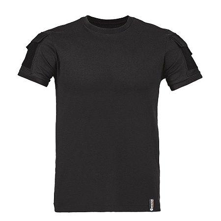 T-Shirt Army Preta Invictus