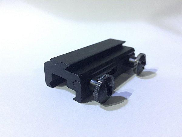 Mount Redutor/Adaptador de Trilho do 22/20mm para 11/10mm