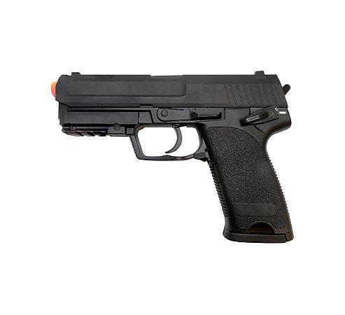 Pistola Airsoft Elétrica CM125 USP - Cyma