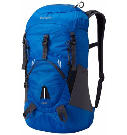 MOCHILA OUTDOOR ADVENTURE 38L SUPERBLUE COLUMBIA