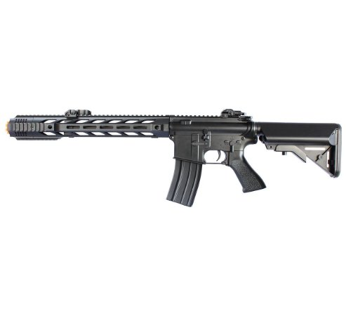 RIFLE DE AIRSOFT M4A1 CM518 BLACK ACTIONX