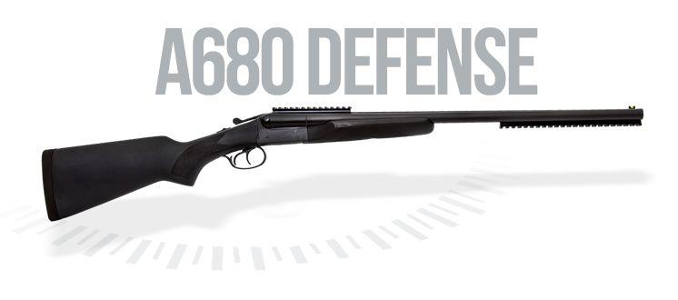 Espingarda A/680 Defense Boito