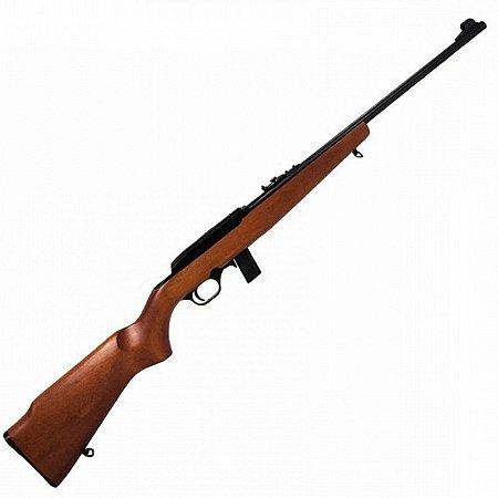 Rifle .22 7022 Madeira Semiautomático CBC