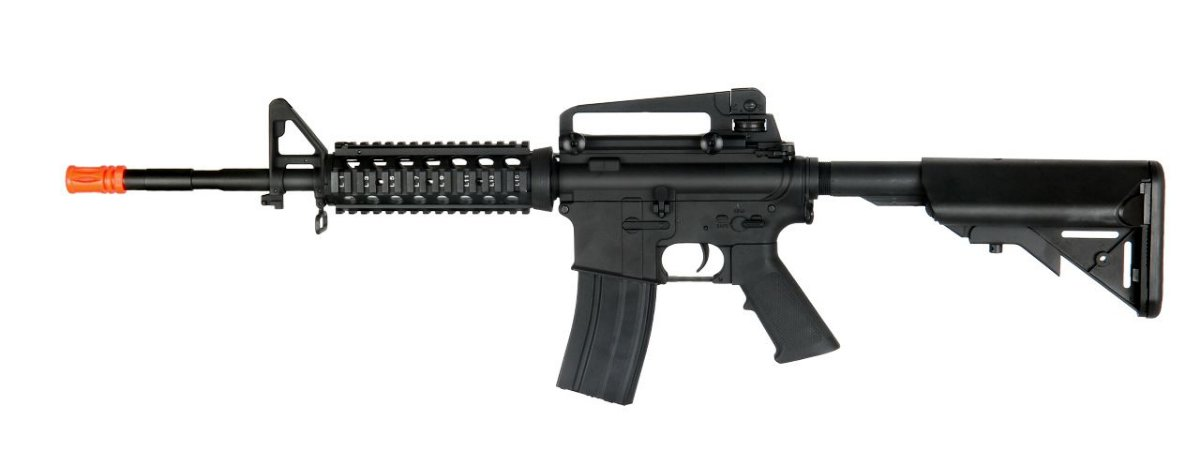 RIFLE DE AIRSOFT M4A1 - RIS FULL METAL (CM007) - CYMA