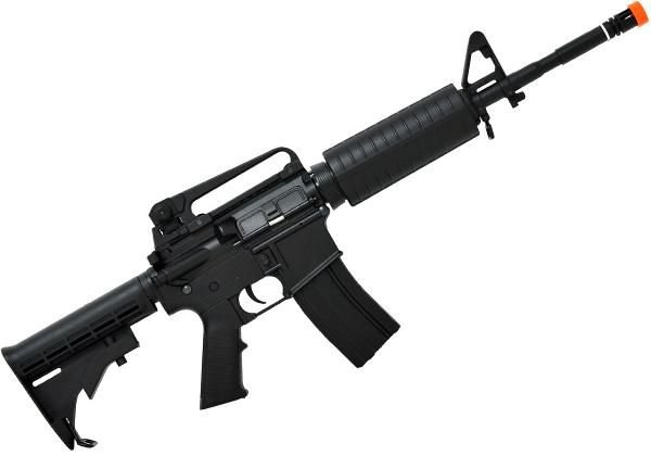 RIFLE DE AIRSOFT COLT M4A1 CARBINE - CYBERGUN
