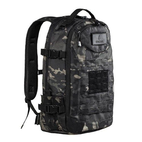 Mochila Rusher 40L Multicam Black Invictus