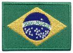 Patch Bandeira do Brasil Oficial Média
