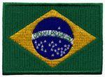 Patch Bandeira do Brasil Oficial Grande