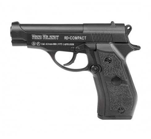 Pistola CO2 Red Alert RD-Compact 4,5mm