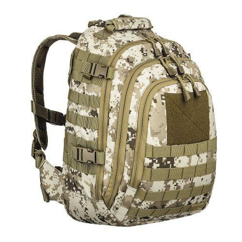 Mochila Legend 35L Digital Deserto Invictus