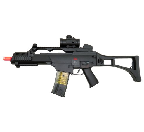 RIFLE AIRSOFT H&K G36C