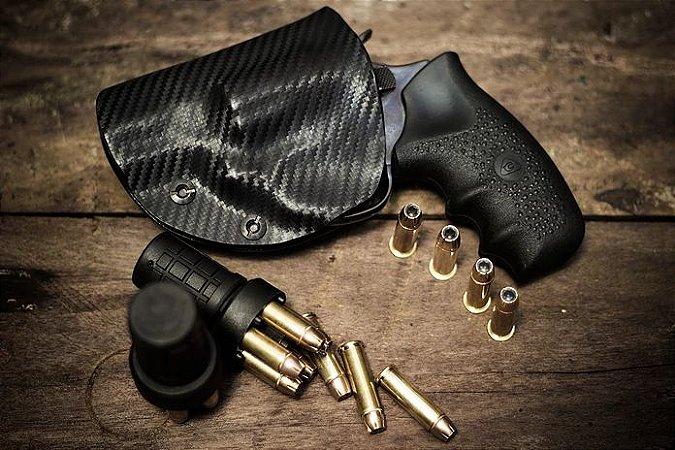 COLDRE EM KYDEX RT 85s/RT 605 2' 5 tiros