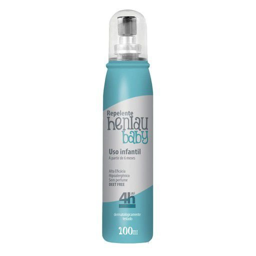 Repelente Baby Spray Henlau - NTK