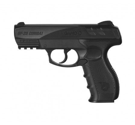 Pistola CO2 GP-20 Combat 4,5mm Gamo