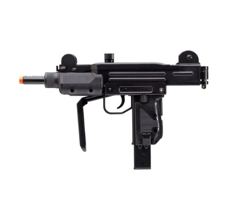 AIRSOFT SUB METRALHADORA UZI 6mm CO2 KWC