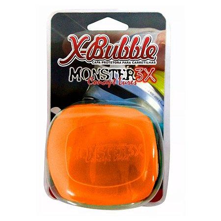 Capa de Carretilha X-Bubble Monster 3x