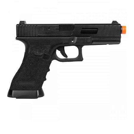 Pistola Airsoft GBB Beretta Cal. 6mm Double Bell modelo 744