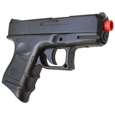 Pistola Airsoft Glock Spring 26 Mini P698 Cal. 6mm Cyma